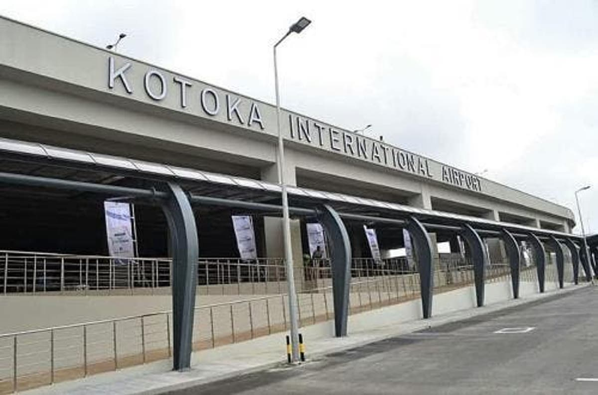 Ghana reopens International Airport, adopts safety measures