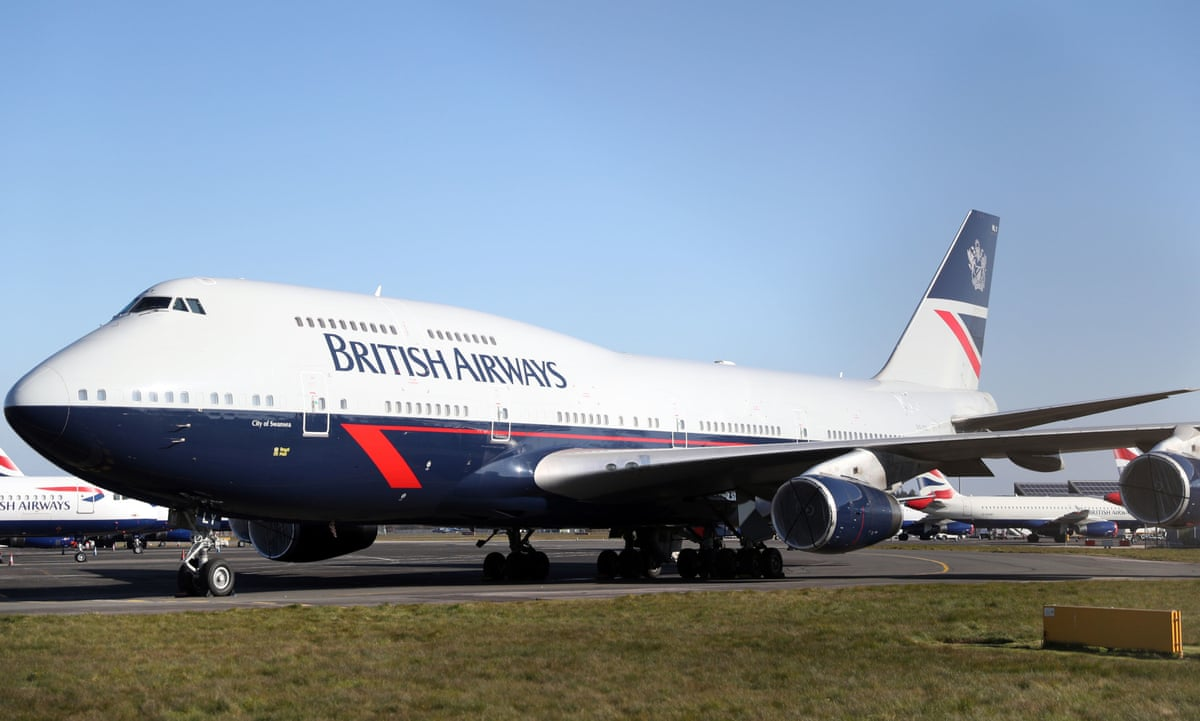 Retired British Airways plane to be converted to cinema