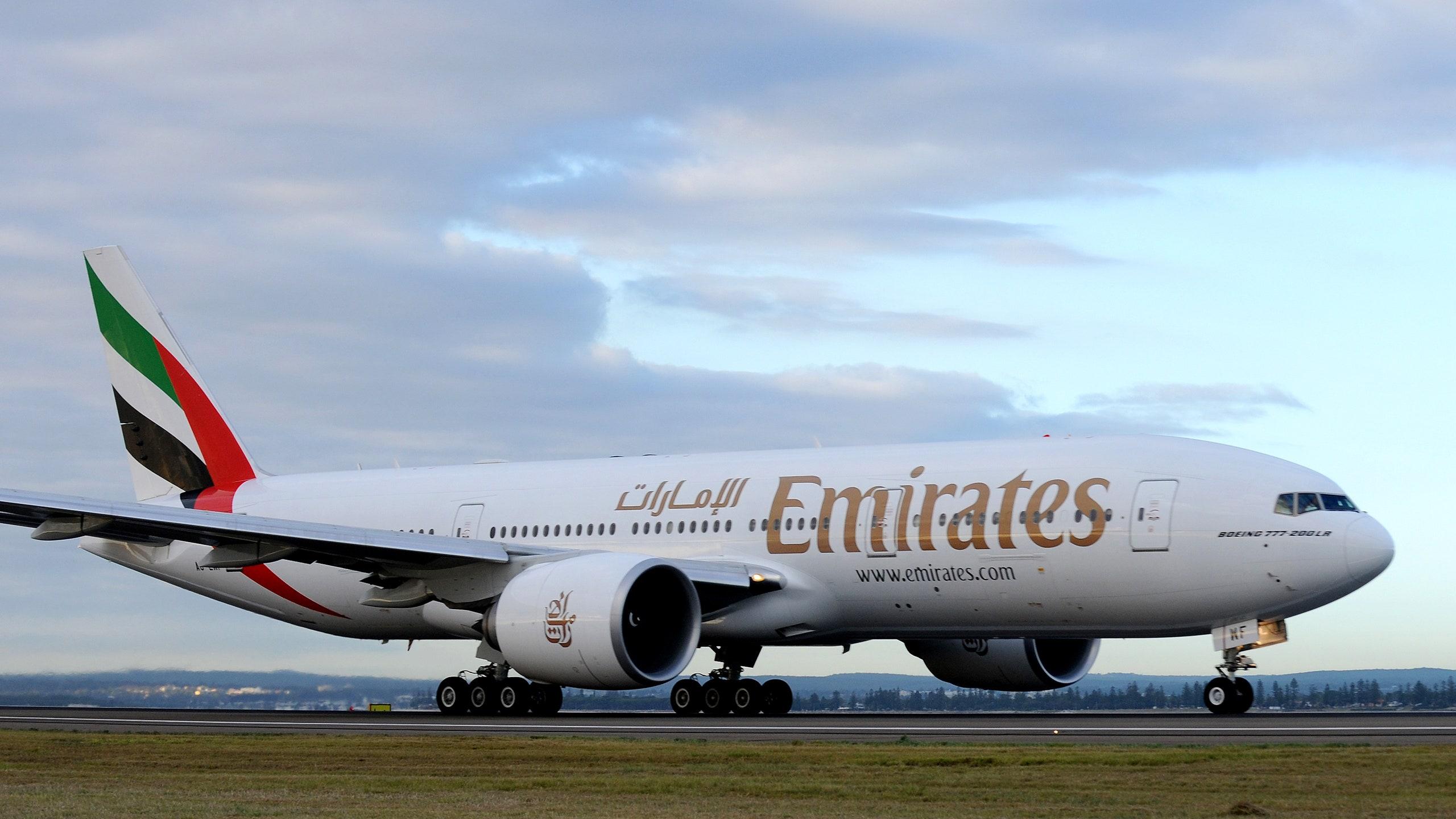 Emirates Airlines.