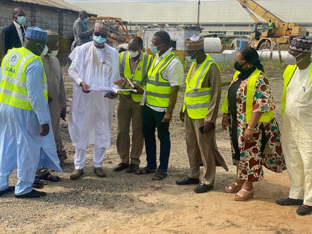 FG begins reconstruction of abandoned MMIA taxiway