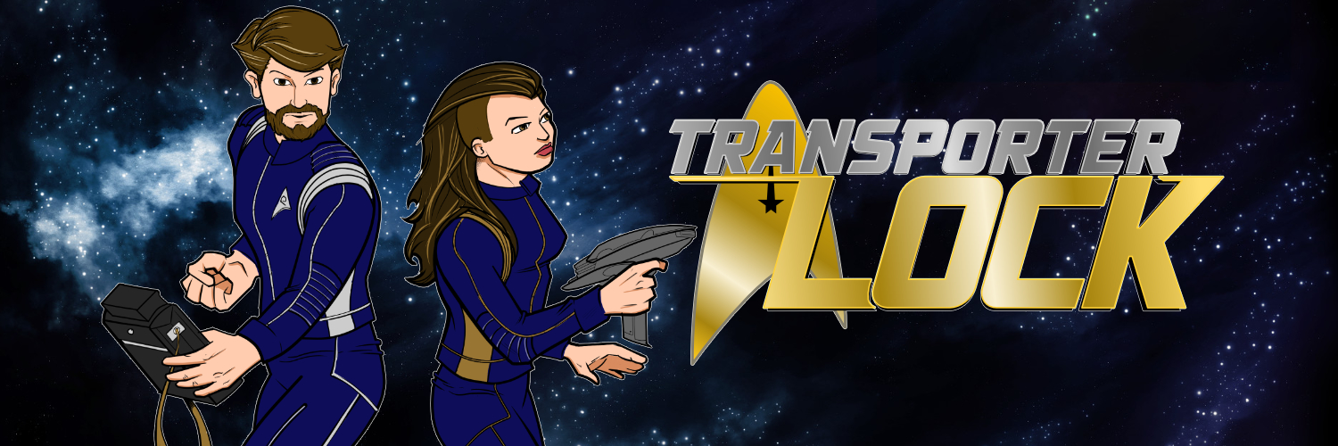 Transporter Lock – A Star Trek: Discovery podcast
