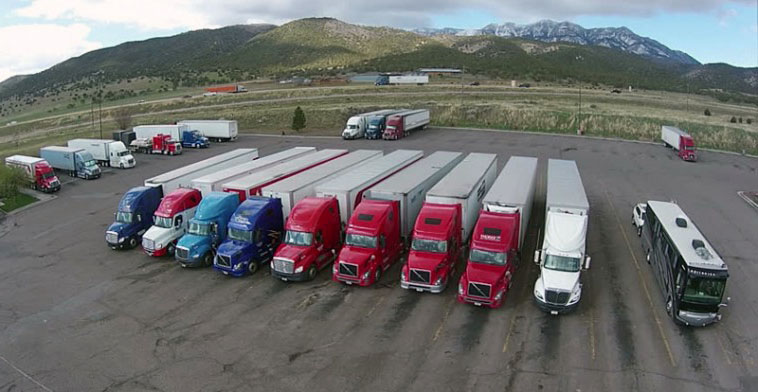 Semi-Truck-Parking-Spaces