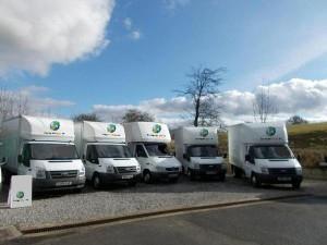 inchiriere camioneta transporturi internationale