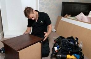 Asamblare si dezasamblare mobilier