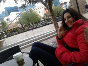 Business and Coffee on the Strip