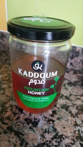 My honey brand of choice. I usually get the oak honey.