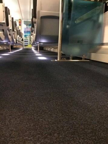 Westbahn Interior 5