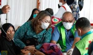 Satgas Bakti Kesehatan Bermartabat Kunjungi Pakpak Bharat Operasi Bibir Sumbing dan Sunat Massal Gratis