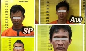 Terduga Pelaku Eksekutor Pembunuhan Sugiono Ditangkap Tim Gabungan Satreskrim Polres Rohil