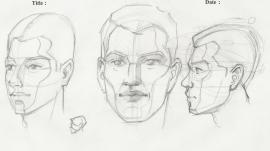 Head- Human
