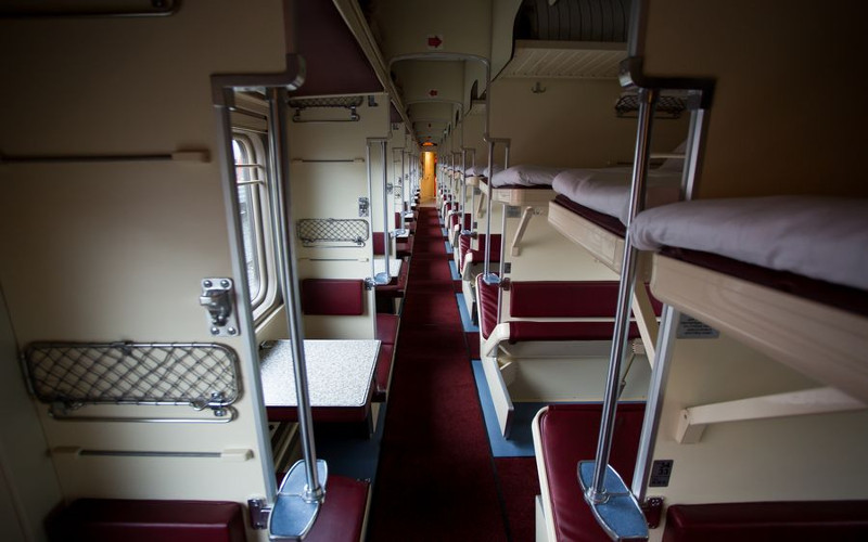 Wagon der 3. Klasse