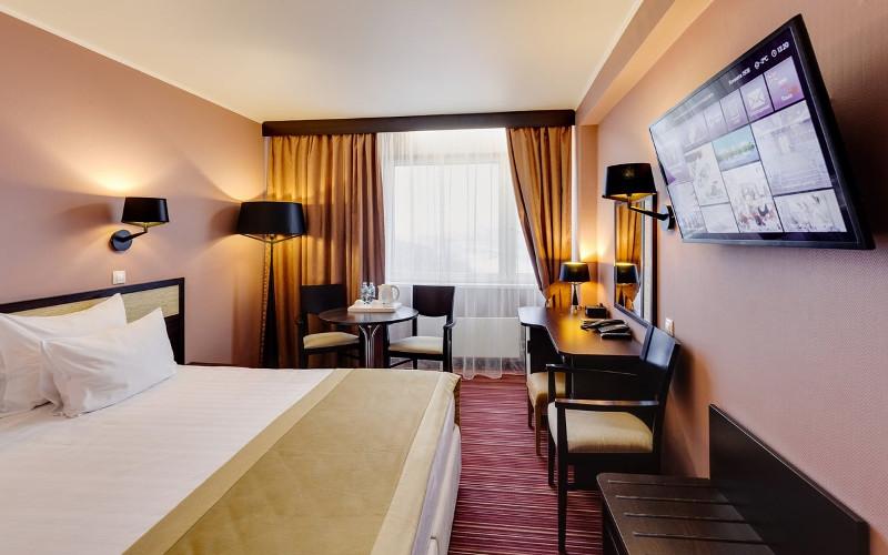 Doppelzimmer im Hotel Izmailovo in Moskau