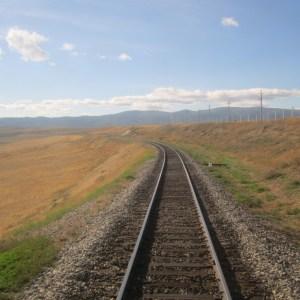Reise mit der Transsib
