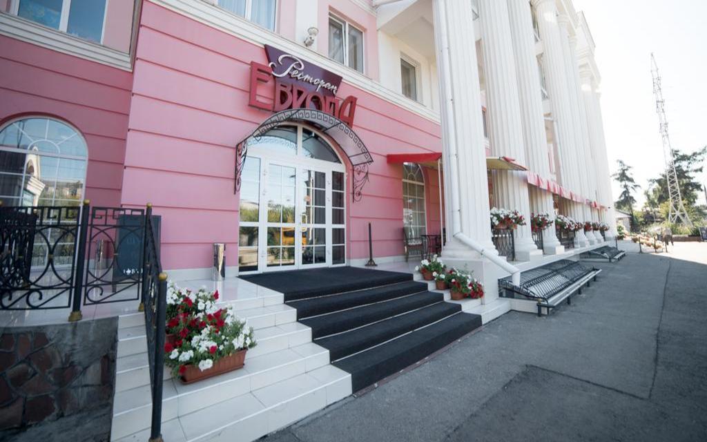 Hotel Europa in Irkutsk
