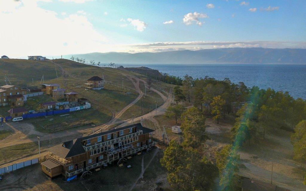 Baikalsee, Insel Olchon, Villa Malina