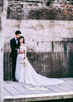 Eunice and Victor's Wedding at Paddington Reservoir Sydney
