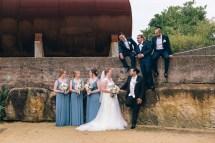 beautiful irish wedding rustic photography