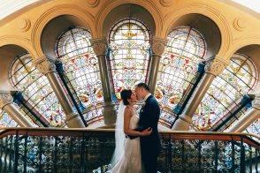 Beautiful Wedding at QVB Sydney