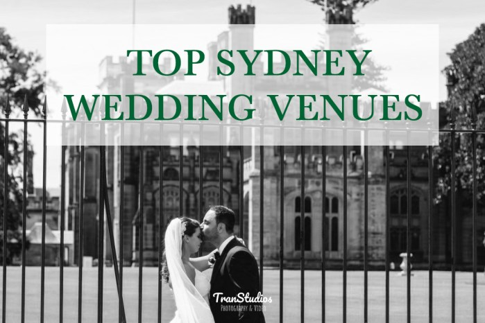 Top Sydney Wedding Venues