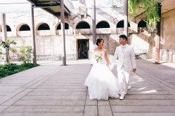 Australian chinese bride and groom wedding at paddington reservoir sydney oxford street
