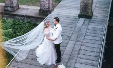 Croatian Wedding Couple at Paddington Reservoir_02