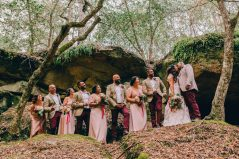 Bridal Party at Wildwood Kangaroo Valley Wedding Venue_02