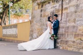 Sydney Observatory Hill Wedding Photography_004