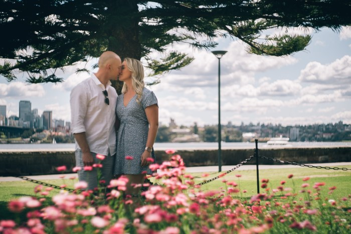 Royal Botanic Garden Sydney PreWedding Photography_TranStudios_0015
