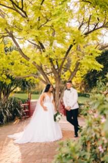 Wollongong Botanic Gardens Wedding Photography