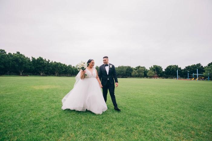 Waterview bicentennial park wedding photography 68