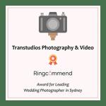 TranStudios Ringcommend Award