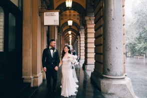 Australia Post - Sydney GPO Martin Place Wedding Photography 03