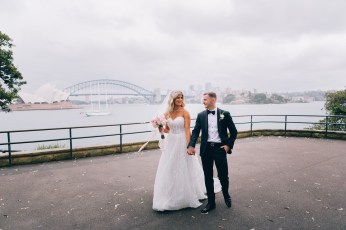 Mrs Macquarie's Chair Wedding Photography Transtudios 007