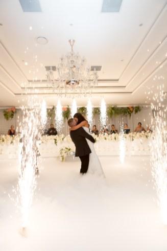 Villa blanca reception wedding transtudios 7