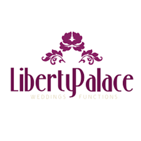Liberty Palace Wedding Function Logo