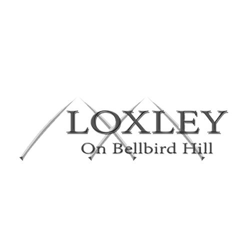 Loxley on Bellbird Hill Wedding Logo