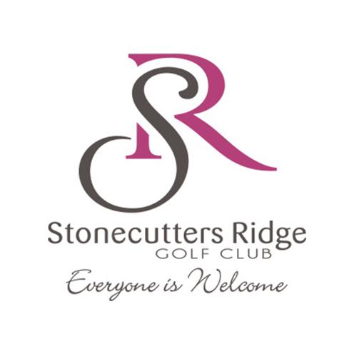 Stonecutters Ridge Golf Club Wedding Logo