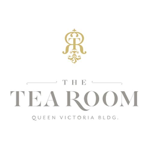 The Tea Room QVB Wedding Venue Logo