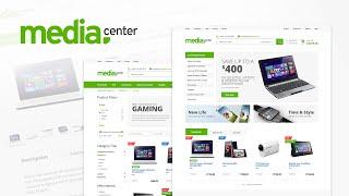 MediaCenter - Electronics Store WooCommerce Theme - 4