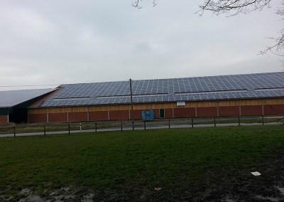 361 kW saulės elektrinė Miunsteryje, Vokietija