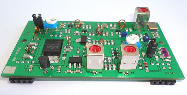 Rf Attenuator Circuit Contains A Simple Shunt Circuit The Dc Voltage