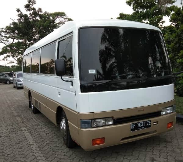 car bis in batam rental