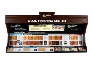 RUSTOLEUM MENARD'S VARATHANE WOOD FINISHING CENTER