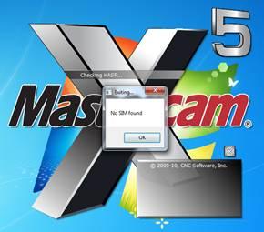 Mastercam X7 No Sim Found Crack