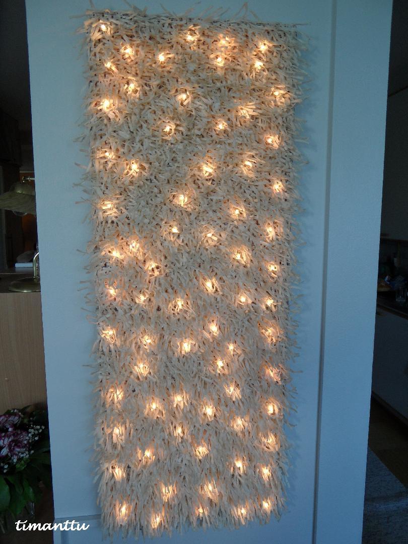 Tejidos iluminados para decorar con calidez  El blog de