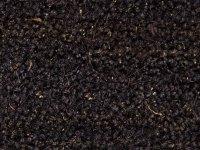 Kokosmat zwart