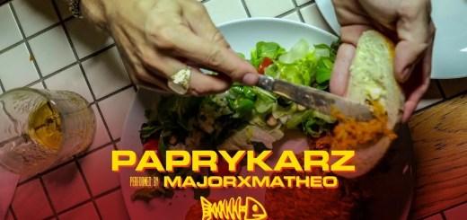 paprykarz major x matheo trapoffice tekst lyrics cover album