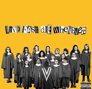 $uicideboy$ - LIVE FAST DIE WHENEVER tekst lyrics trapoffice