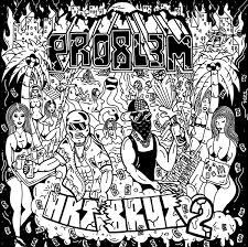 pro8blem art brut 2 album cover