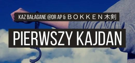 Kaz Bałagane - Pierwszy Kajdan @DR AP & BOKKEN tekst lyrics trapoffice